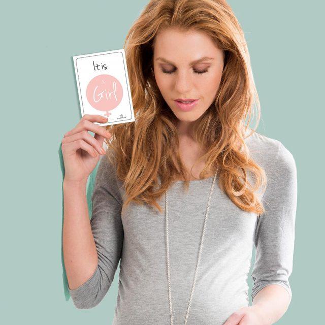 Proud MaMa zwangerschapkaarten