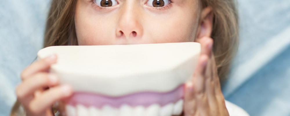 Help, de eerste tandjes komen door!