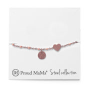 Proud MaMa steel collection verpakking armband